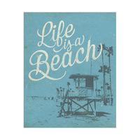 Life is a Beach Blue