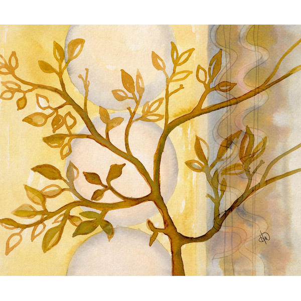 Autumn Branch Alpha
