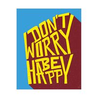 Don't Worry Be Happy - Long Shadow