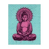 Buddha Bricks Pink