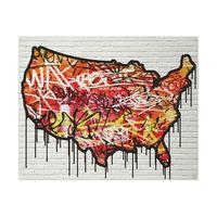 Grafitti Nation Red