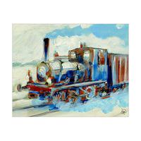 SHM Locomotive Alpha