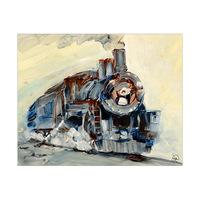 Old Locomotive Alpha