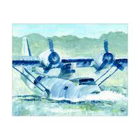 Amphibious Aircraft Alpha