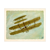 Wright Flight Alpha