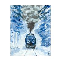 Alaskan Railroad Alpha