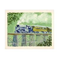 Forest Railway Alpha