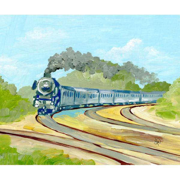 The Express Train Alpha
