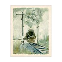 Prairie Locomotive Alpha
