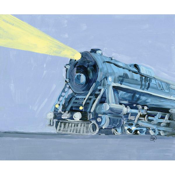 Heavy Freight Train Alpha