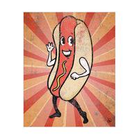 Hot Dog Guy Alpha