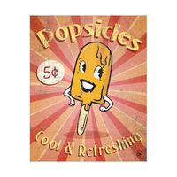 Popsicle Sign Alpha