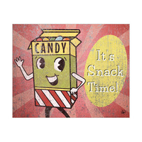Snack Time Candy Alpha