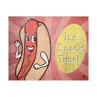 Snack Time Hot Dog Alpha