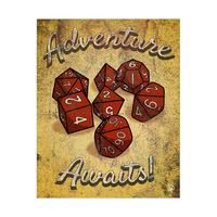 Adventure Awaits Dice Alpha