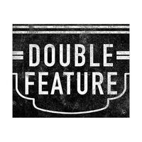Double Feature Black