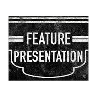 Feature Presentation Black