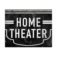 Home Theater Black