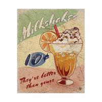 Orange Milkshake Alpha