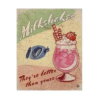 Strawberry Milkshake Alpha