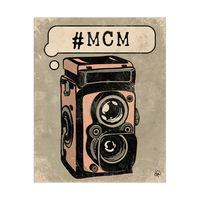 MCM Camera Pink
