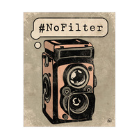 NoFilter Camera Pink