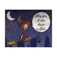 Stick Witch Alpha
