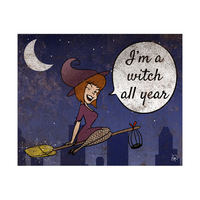 Witch All Year Alpha