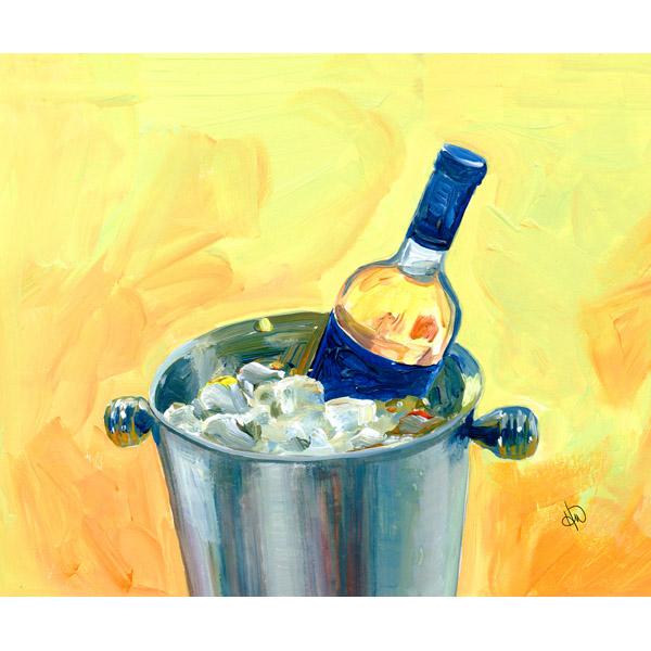 Wine Ice Bucket Alpha