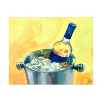 Wine Ice Bucket Alpha