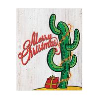 Light Cactus Tree