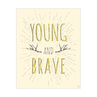 Young and Brave - Yellow