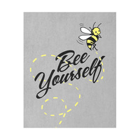 Bee Yourself - Gray