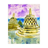 Borobudur Alpha