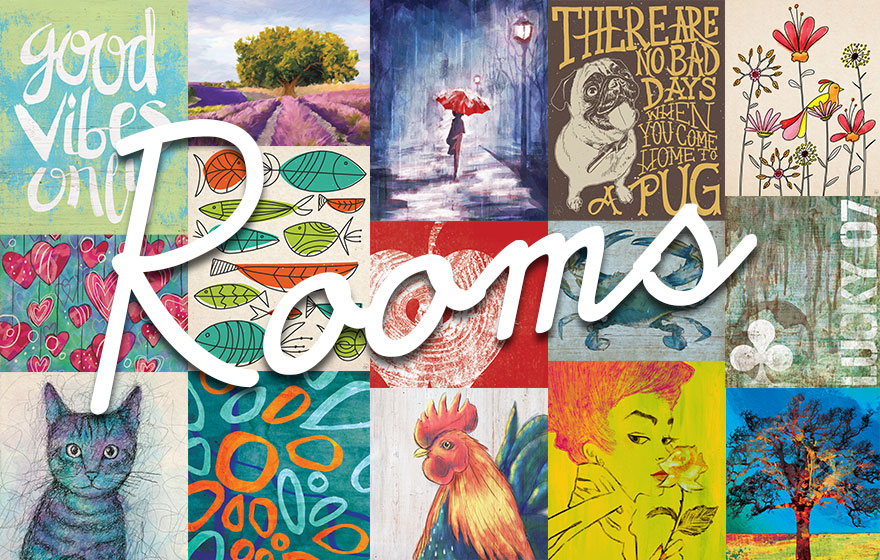 Art for all Rooms
