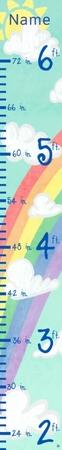 Rainbow on ABACA