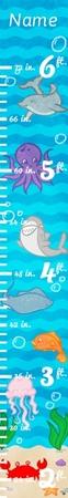 Sea Animals on PLYWOOD