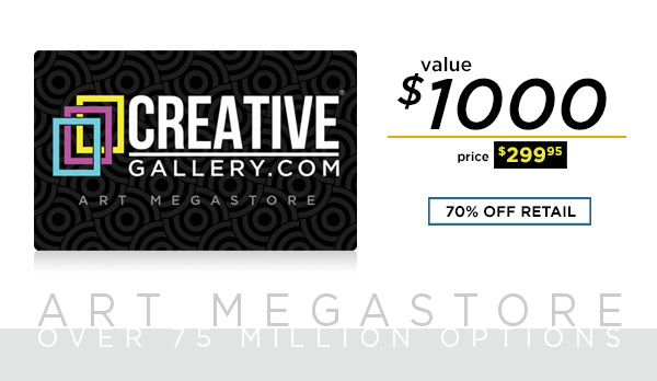 Gift Card - $1000