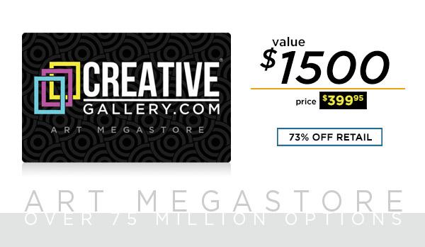 Gift Card - $1500