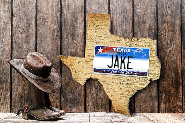 Texas sample
